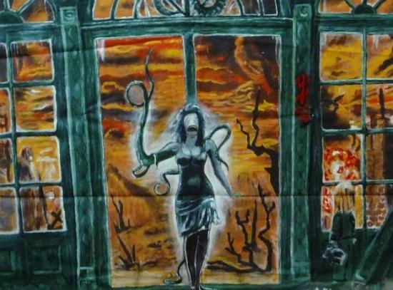 In Flames by AliciaMurcia